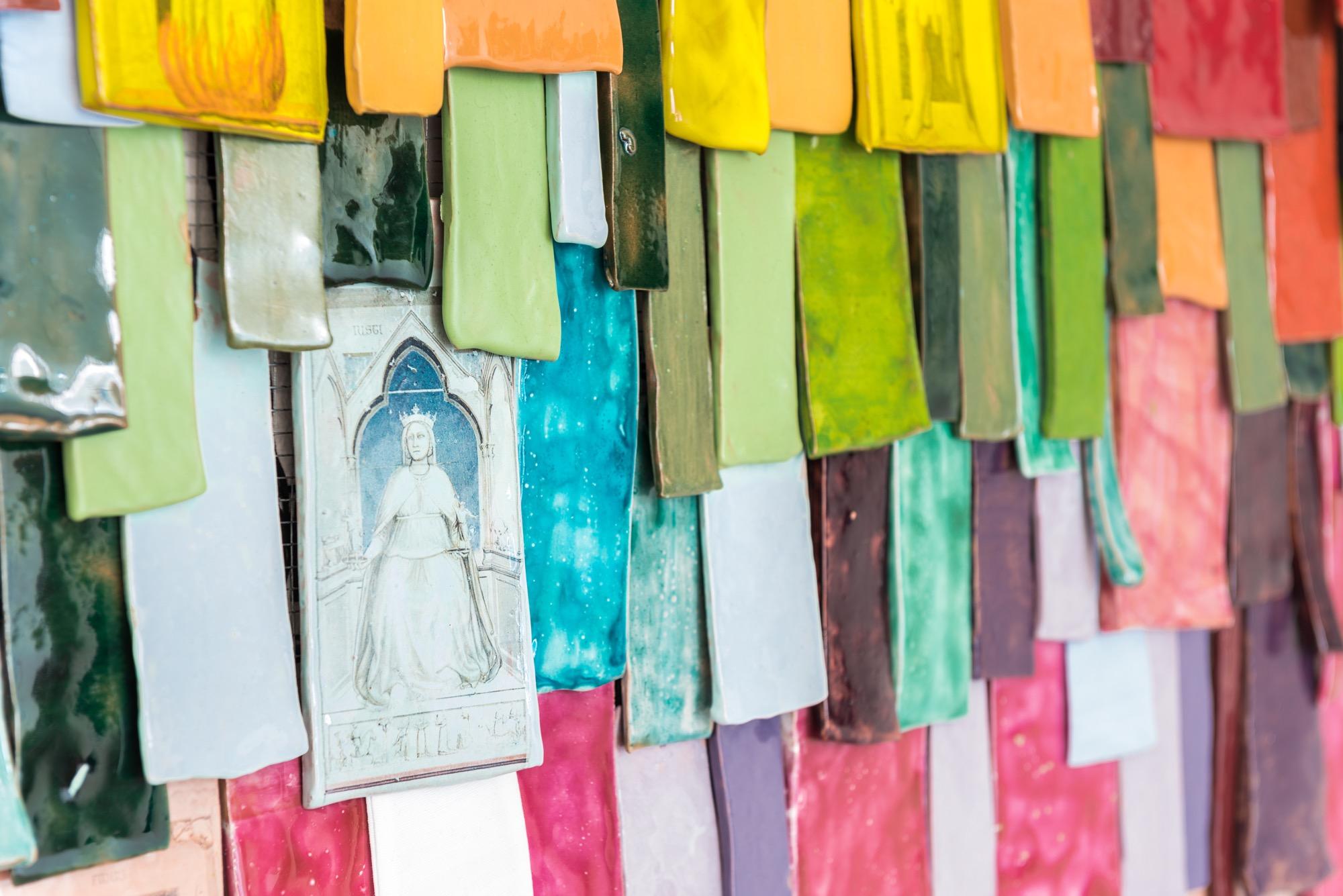 Giotto mi parla dettaglio © Chiara Casanova