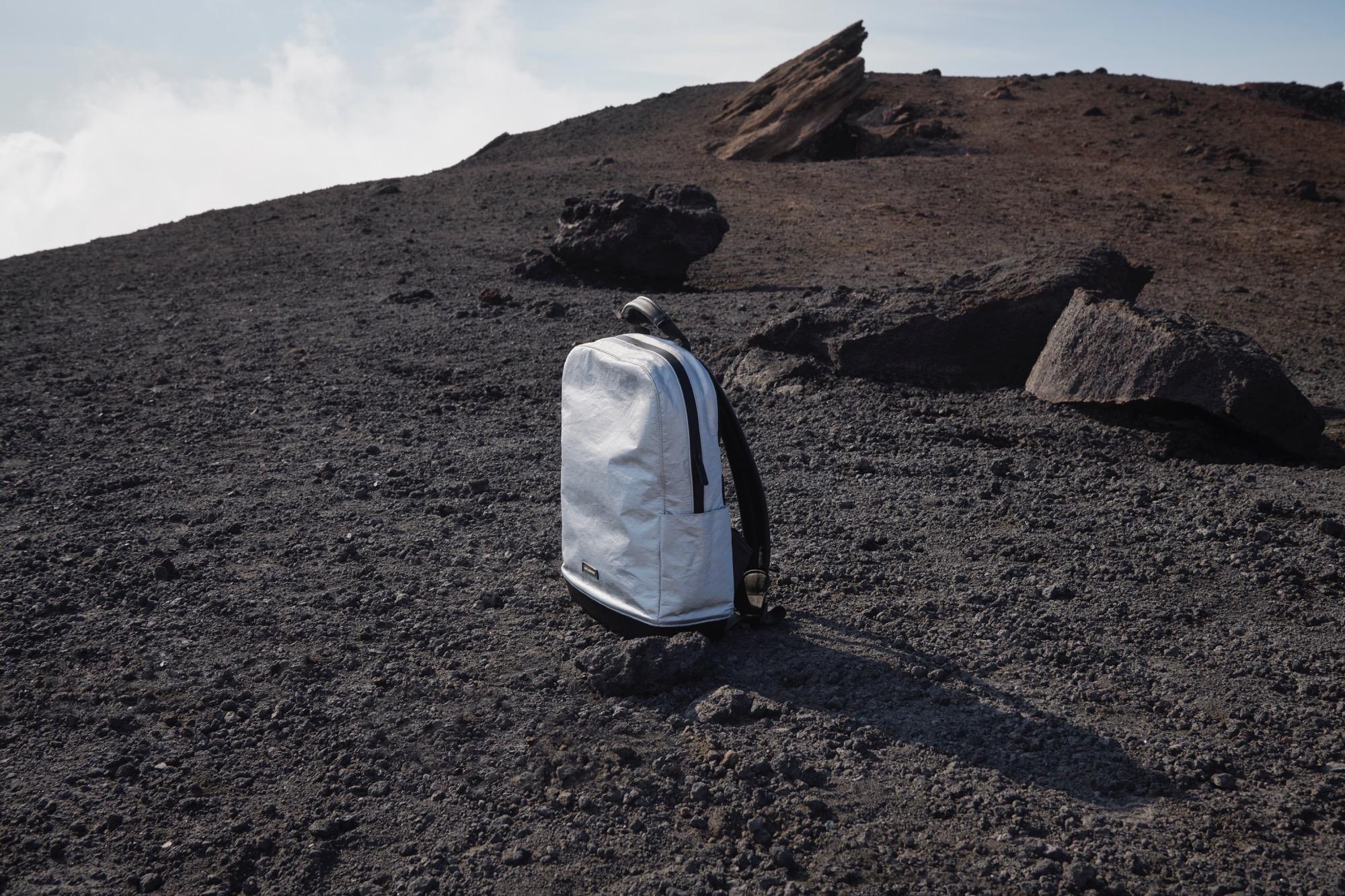 Moleskine Backpack Silver Edition 1