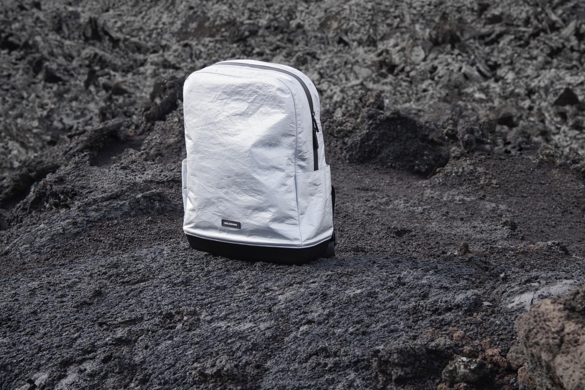 Moleskine Backpack Silver Edition 2