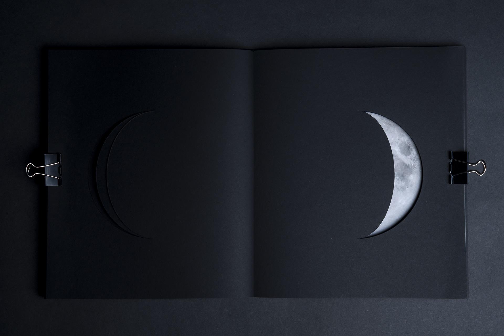 Moon: un paper book dedicato alla Luna