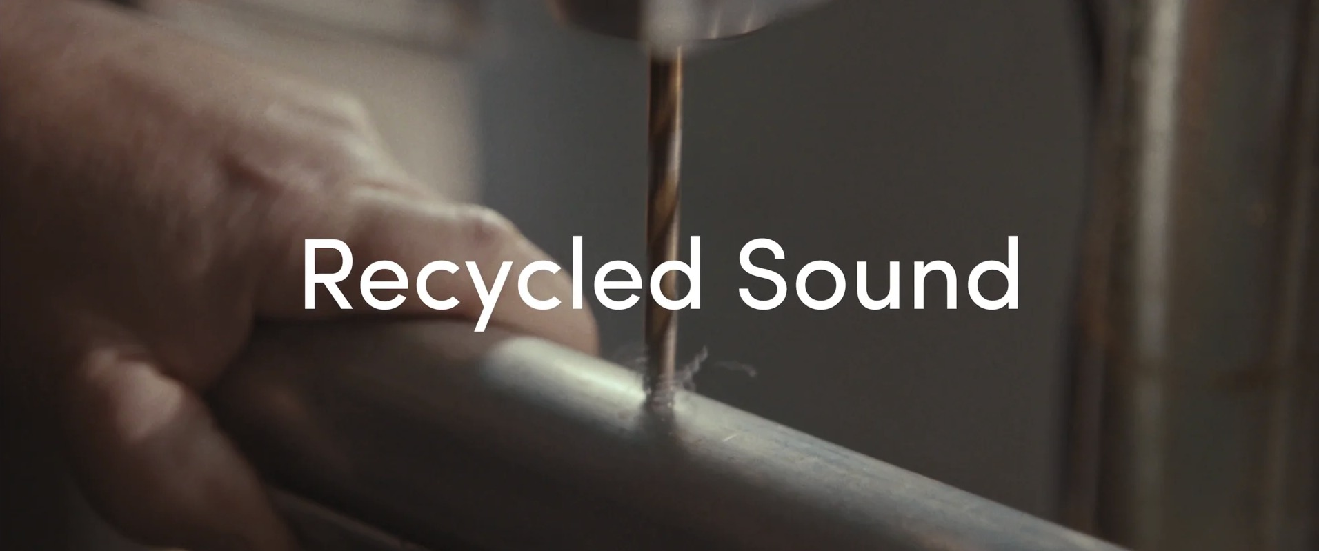 Recycled Sound 1