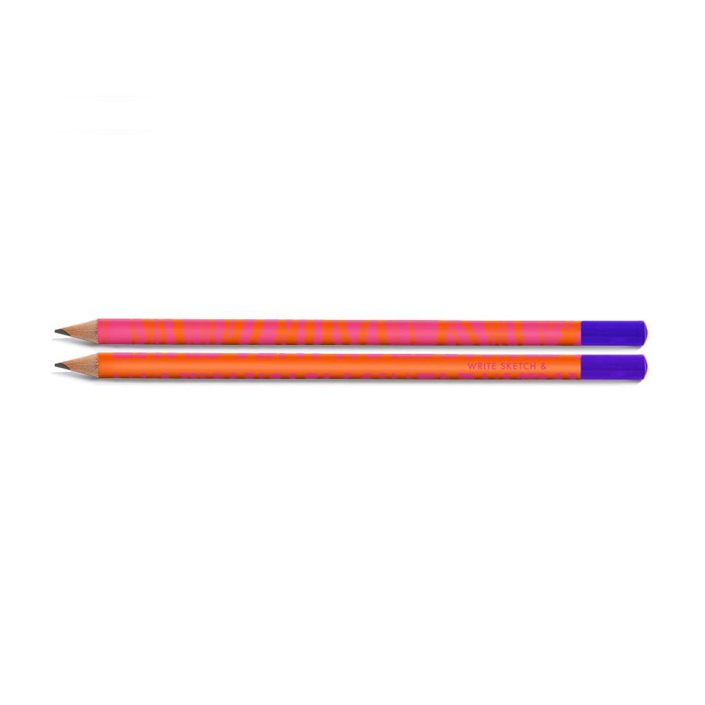 WS 2019 Pencil Orange