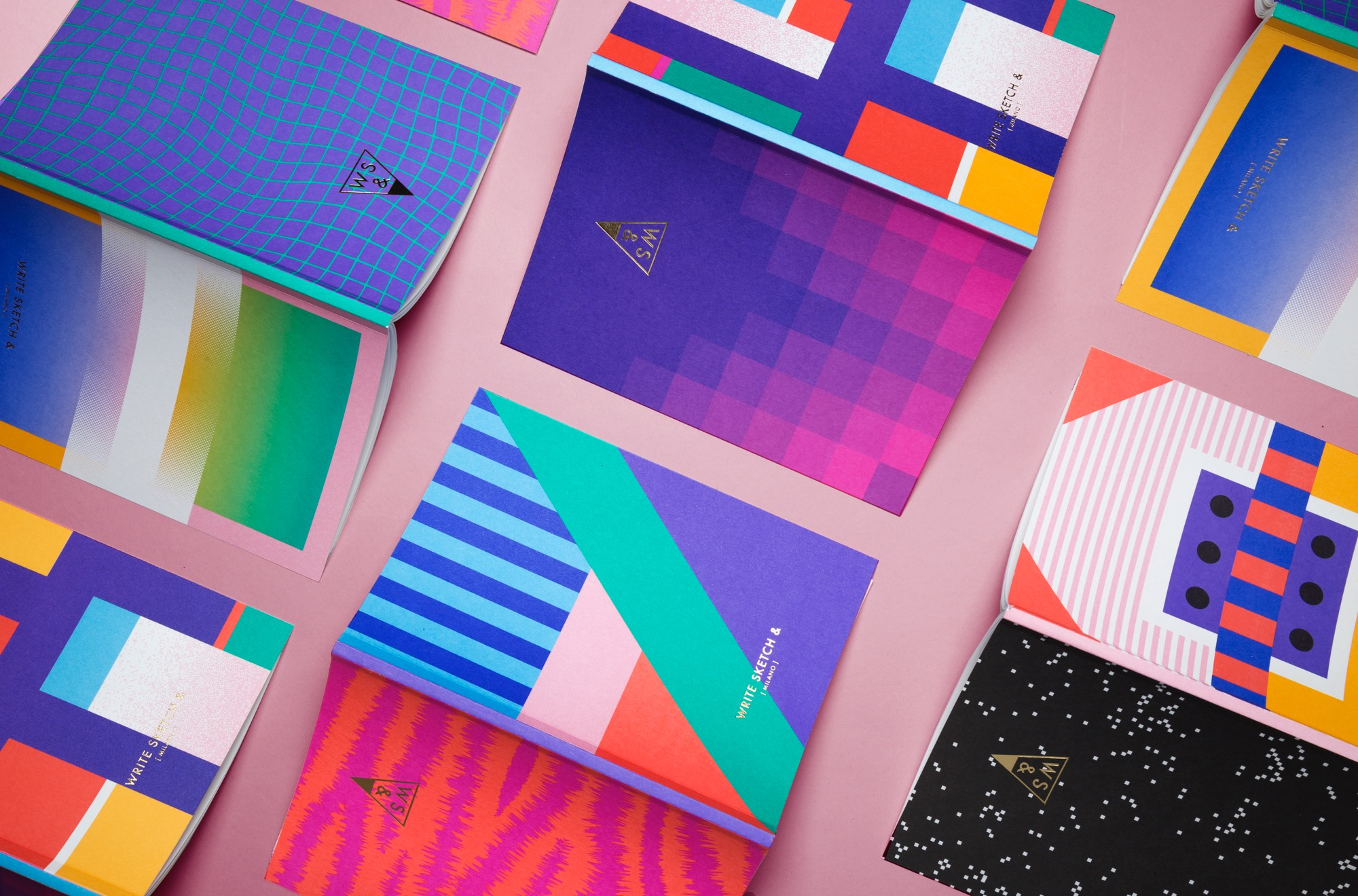WS overview notebooks pink