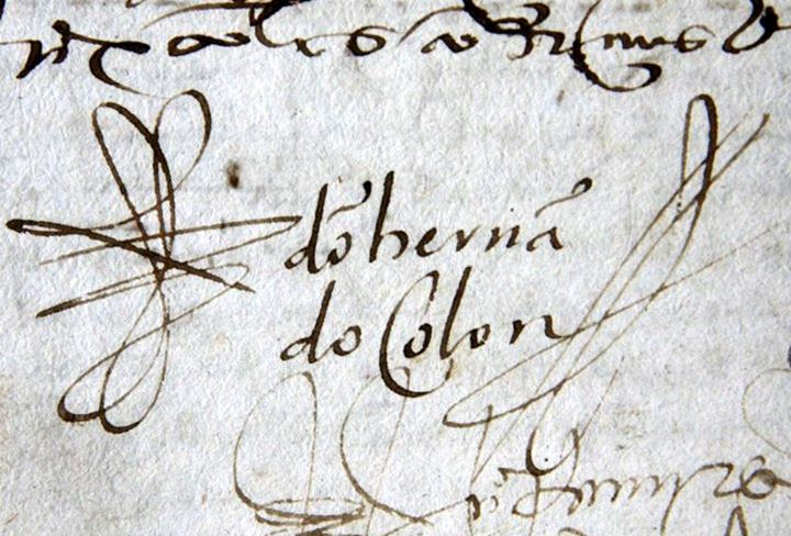 hernando colon firma