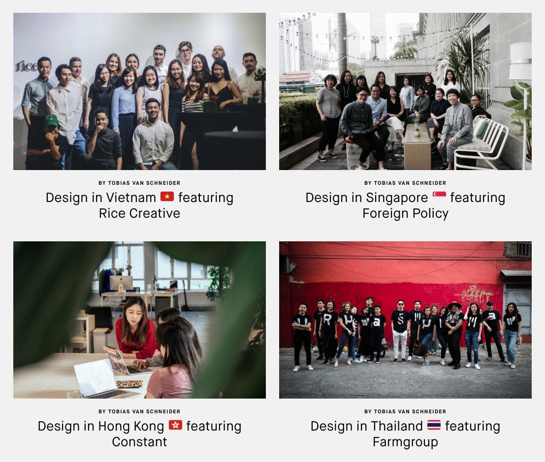 Design Around the World 2
