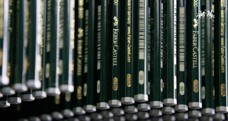 How we make pencils faber castell 5