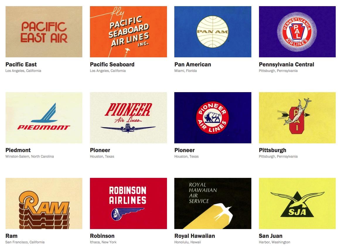 reaganray airline logos 1