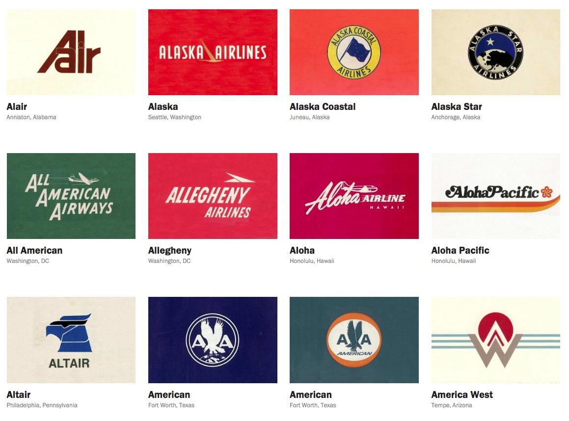 reaganray airline logos 2
