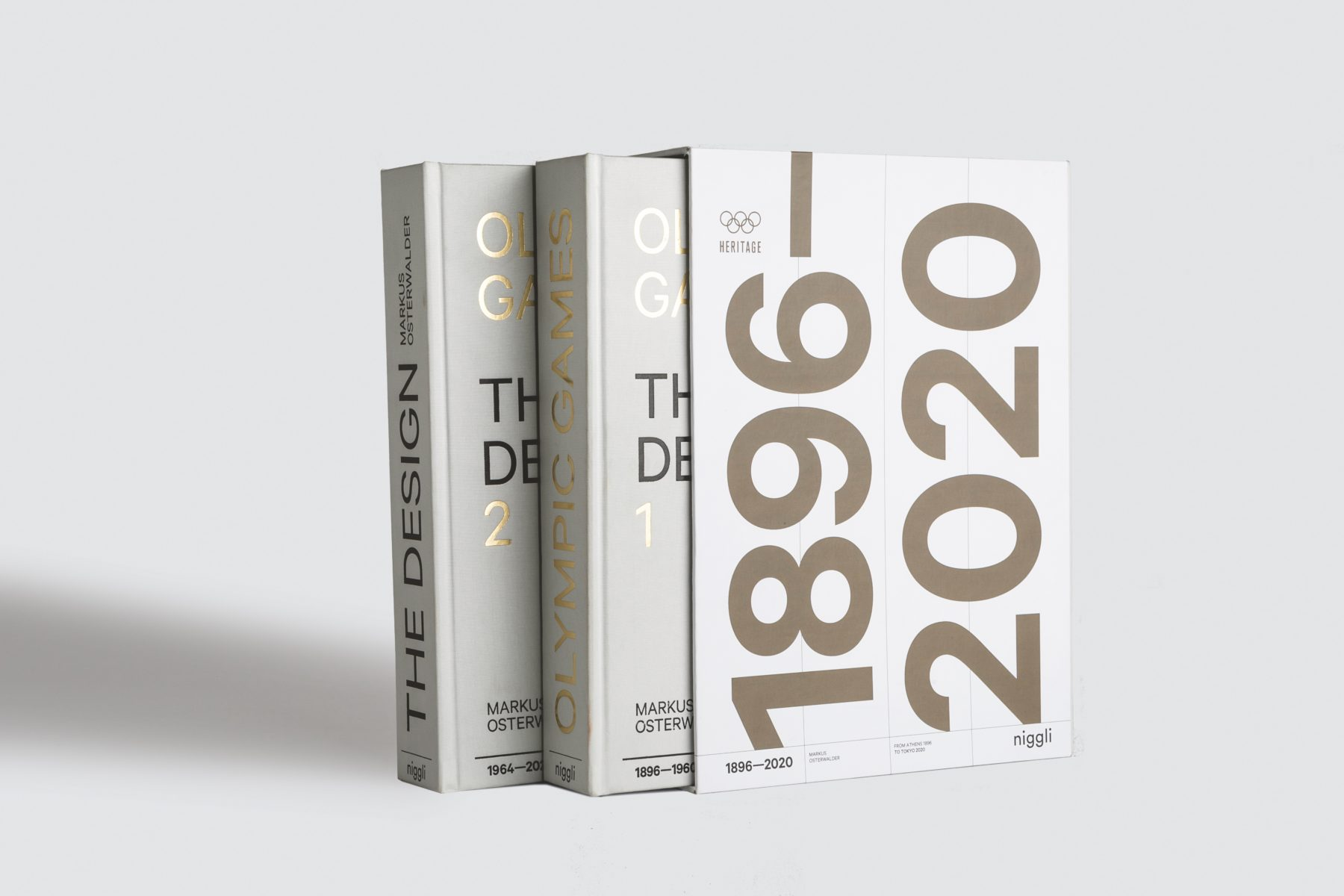 Olympic Games The Design IER1479