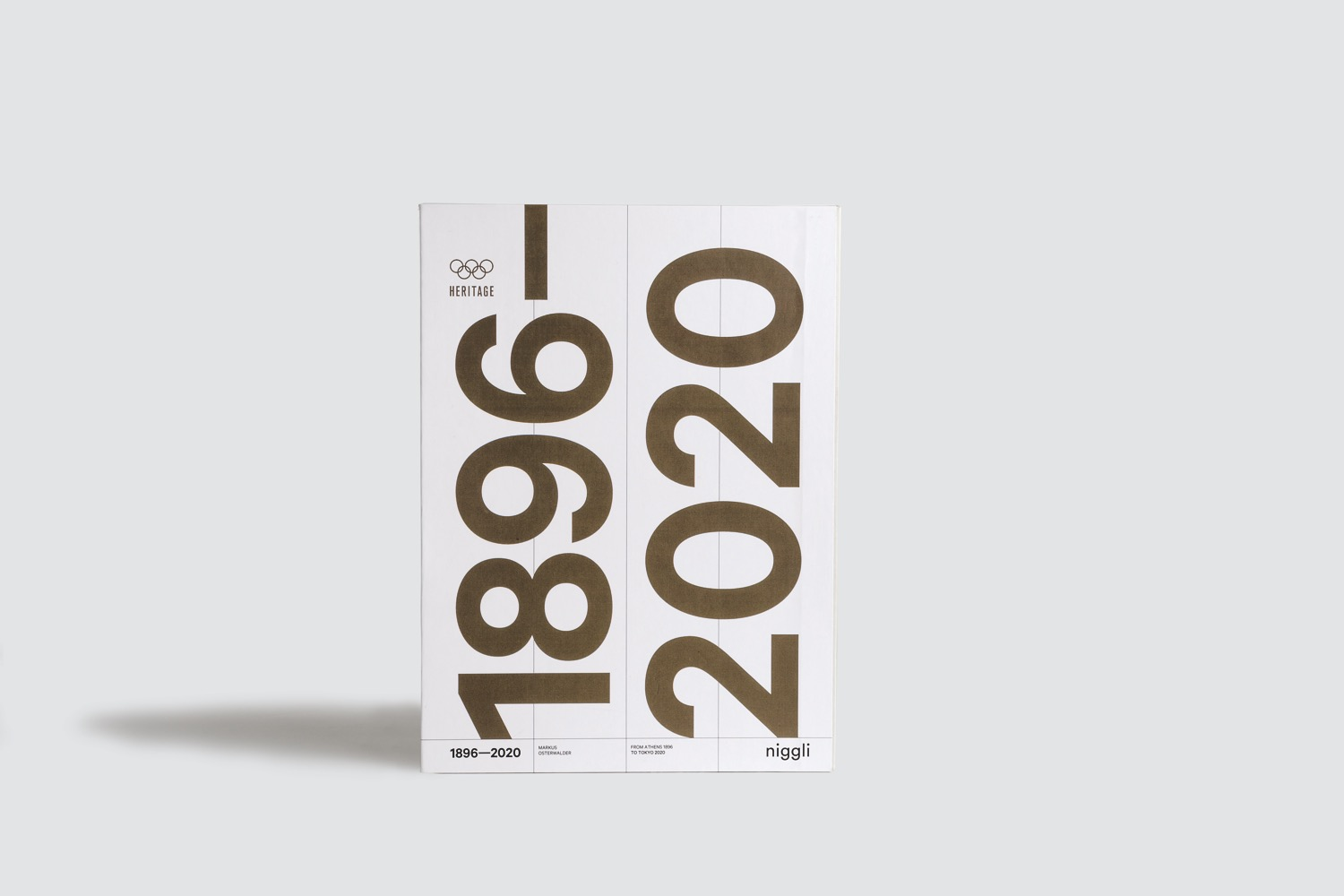 Olympic Games The Design  IER1490