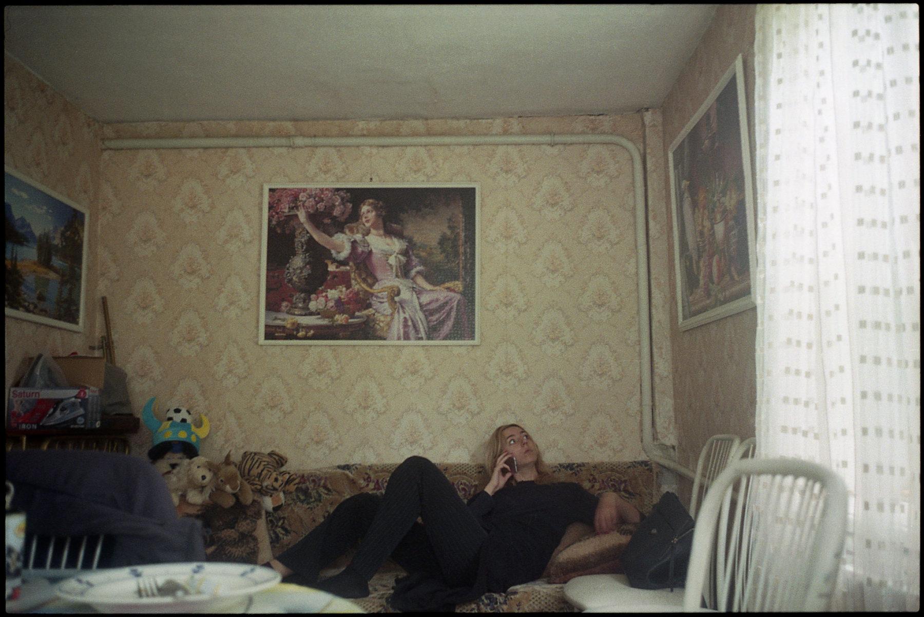 Sasha Zemliakov situazioni