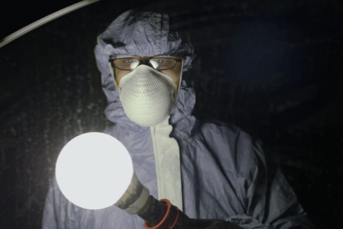 The Forensic Photographer 1