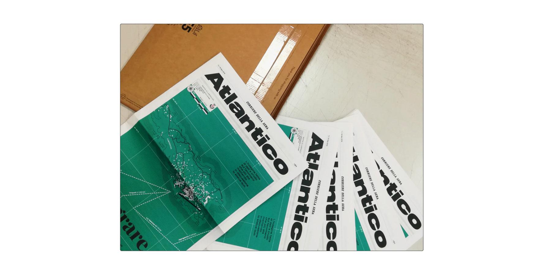 atlantico cartaceo