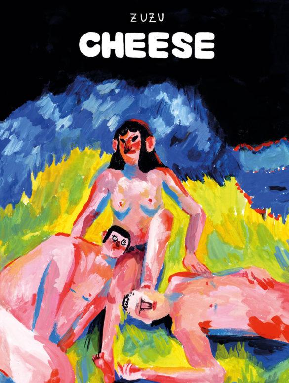 cheese copertina di zuzu