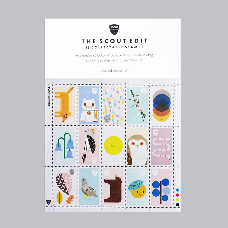 scout editions stamps 1