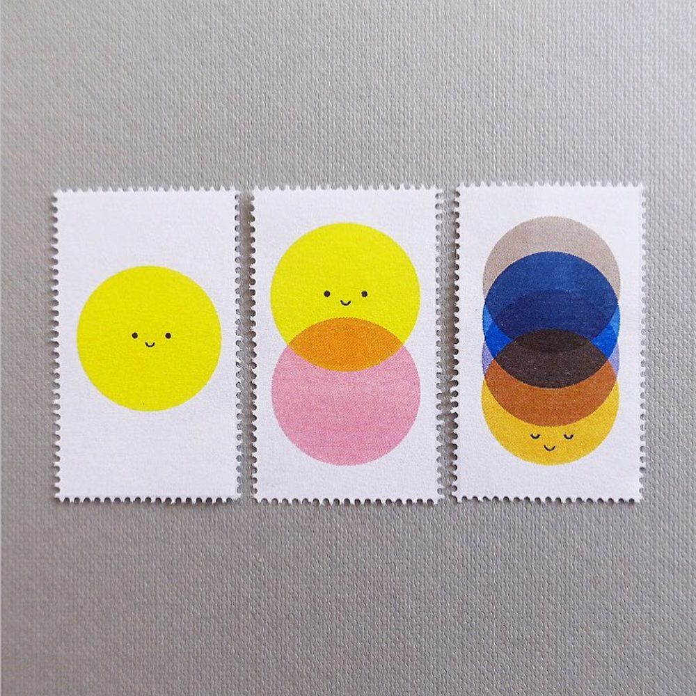 scout editions stamps 12
