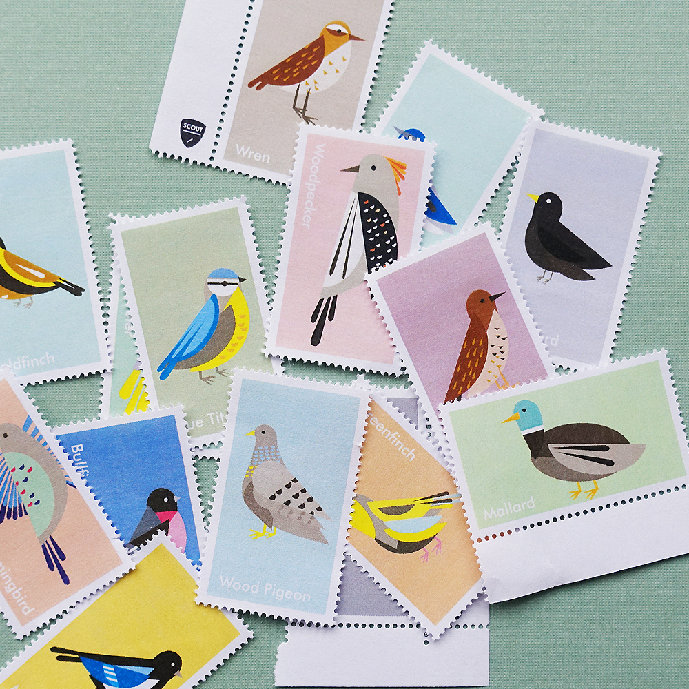 scout editions stamps 3