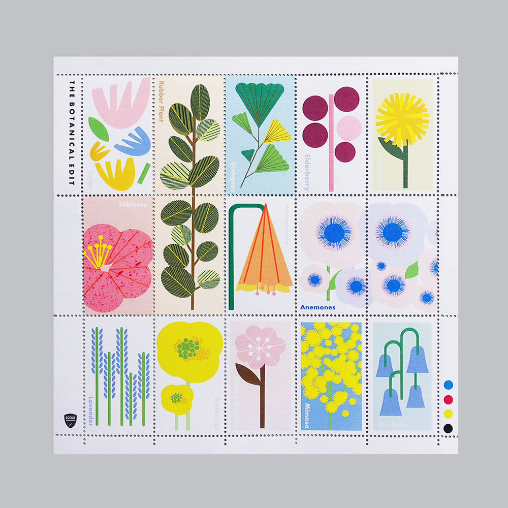 scout editions stamps 5
