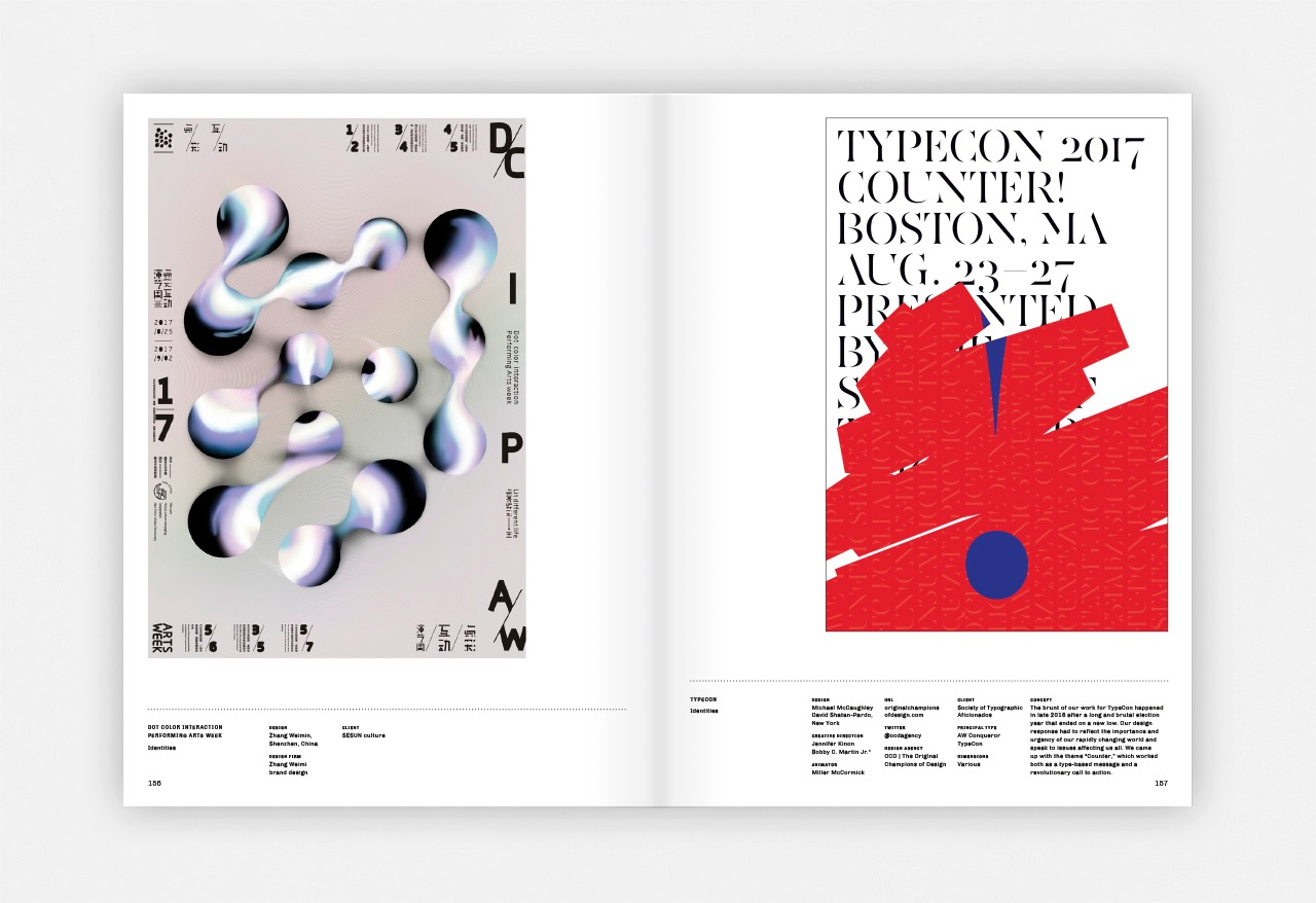 type directors club annual 39 8