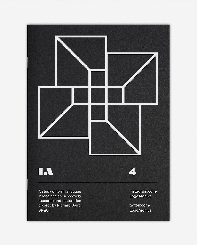 1 LogoArchive Issue 4 Architecture BPO Richard Baird Tomoko Miho Omniplan USA