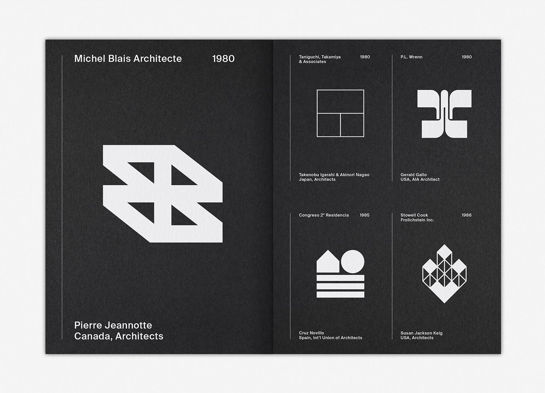 11 LogoArchive Issue 4 Architecture BPO Richard Baird Mid century