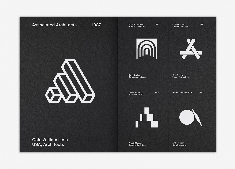 12 LogoArchive Issue 4 Architecture BPO Richard Baird Logo Design