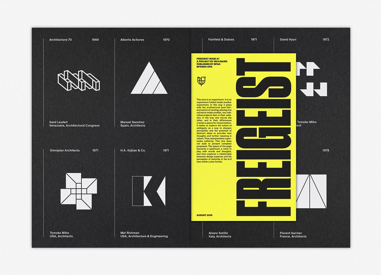 4 LogoArchive Issue 4 Architecture BPO Richard Baird Mast Head