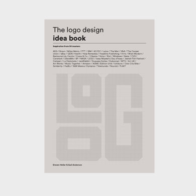 the logo design idea book 1