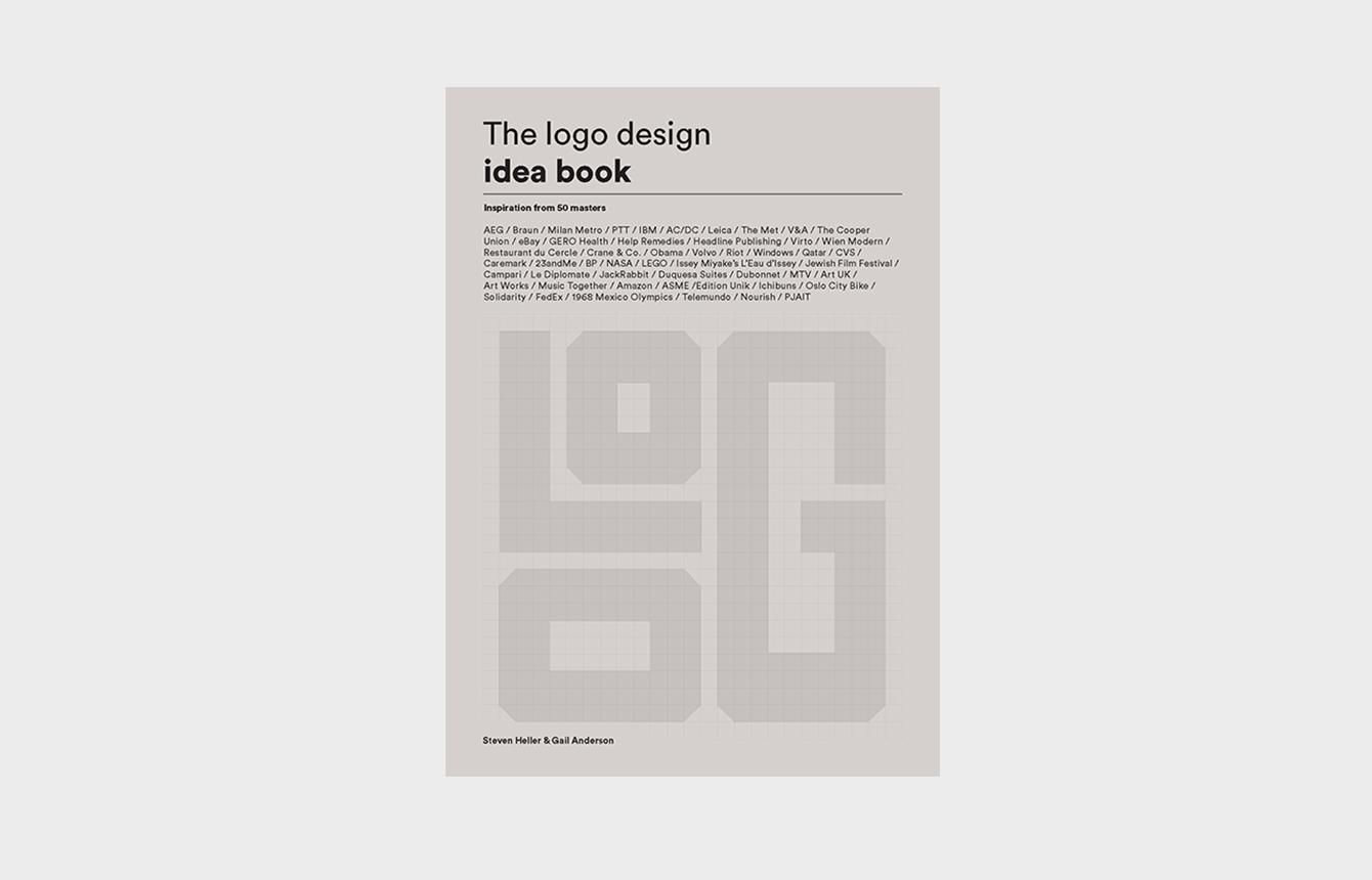 the logo design idea book 1