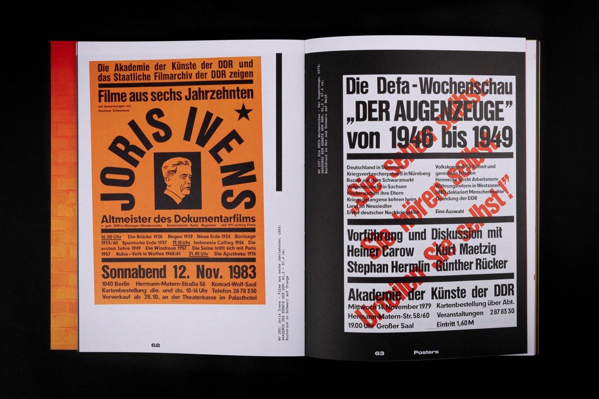 Drescher Berlin Typo Posters 6