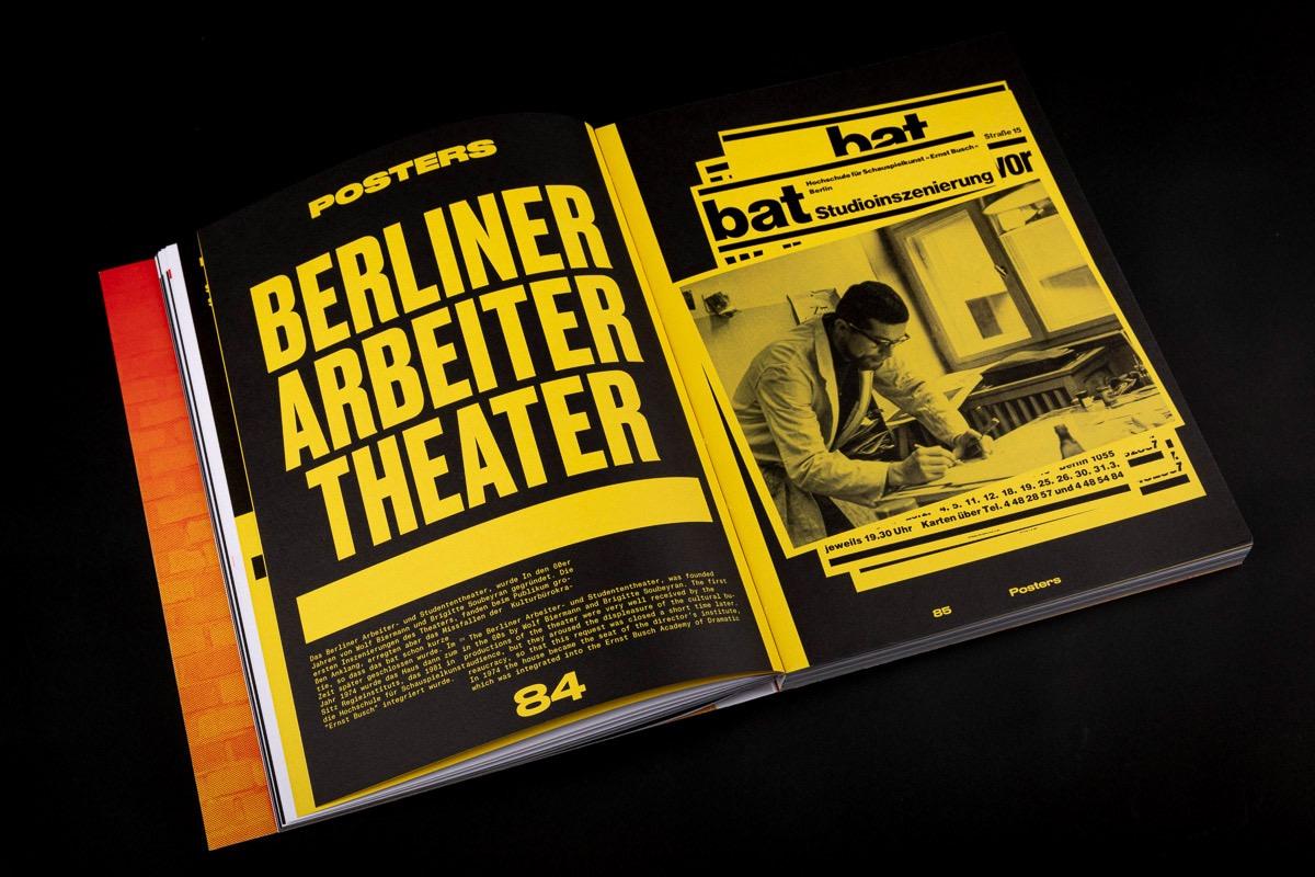 Drescher Berlin Typo Posters 7