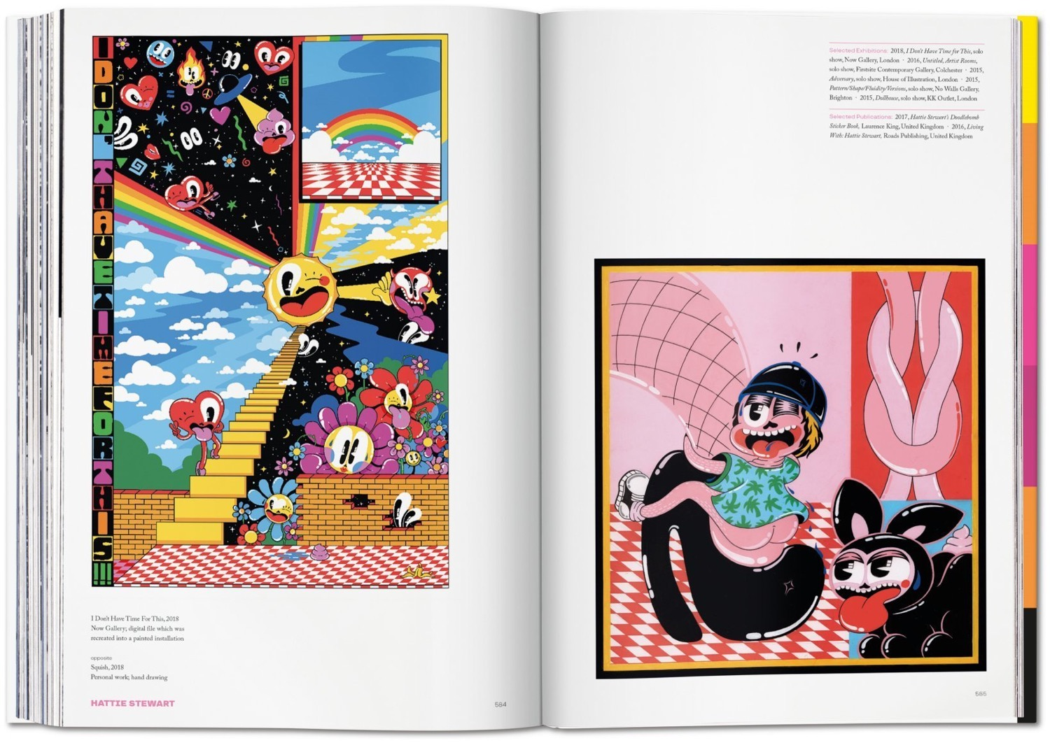 The Illustrator 100 Best from around the World 10