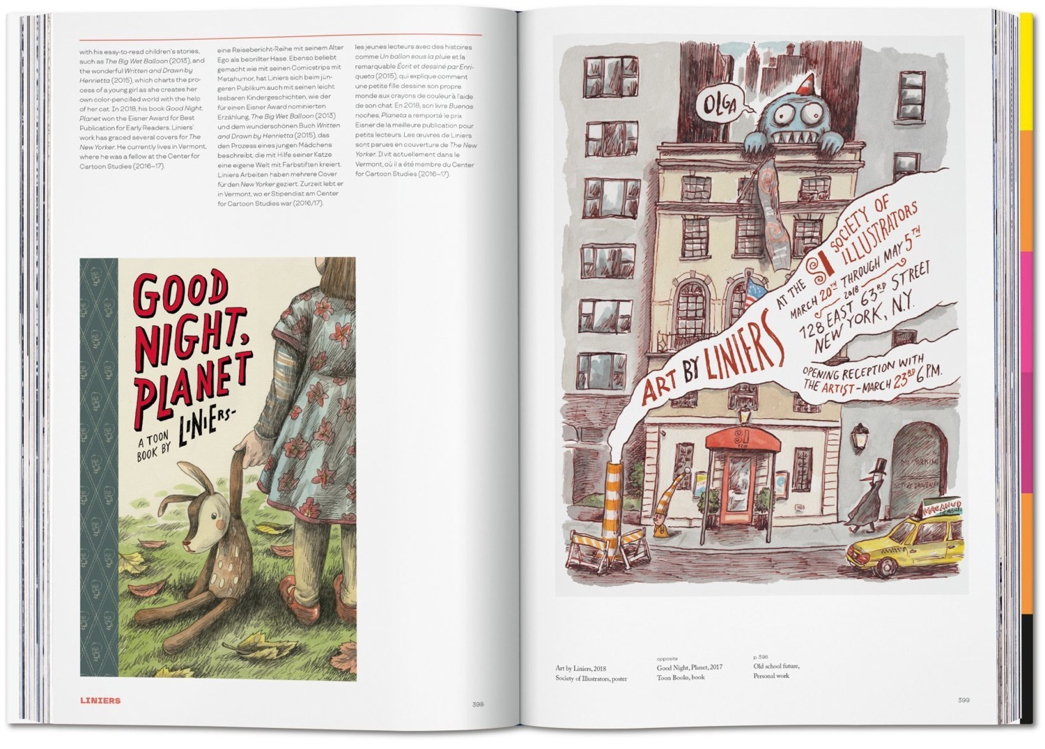 The Illustrator 100 Best from around the World 8