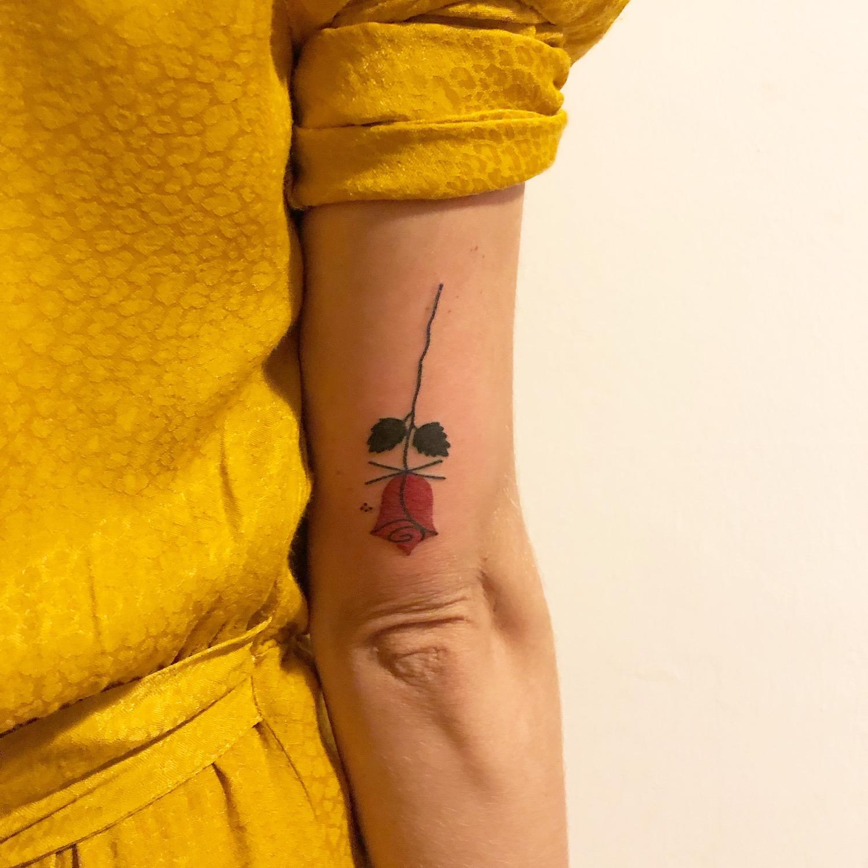 giuliano starz tattoo 2