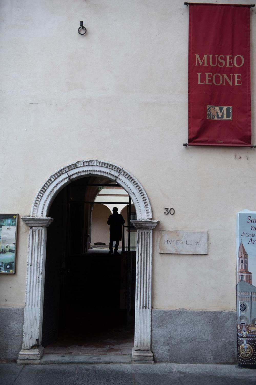 vercelli museo leone 1