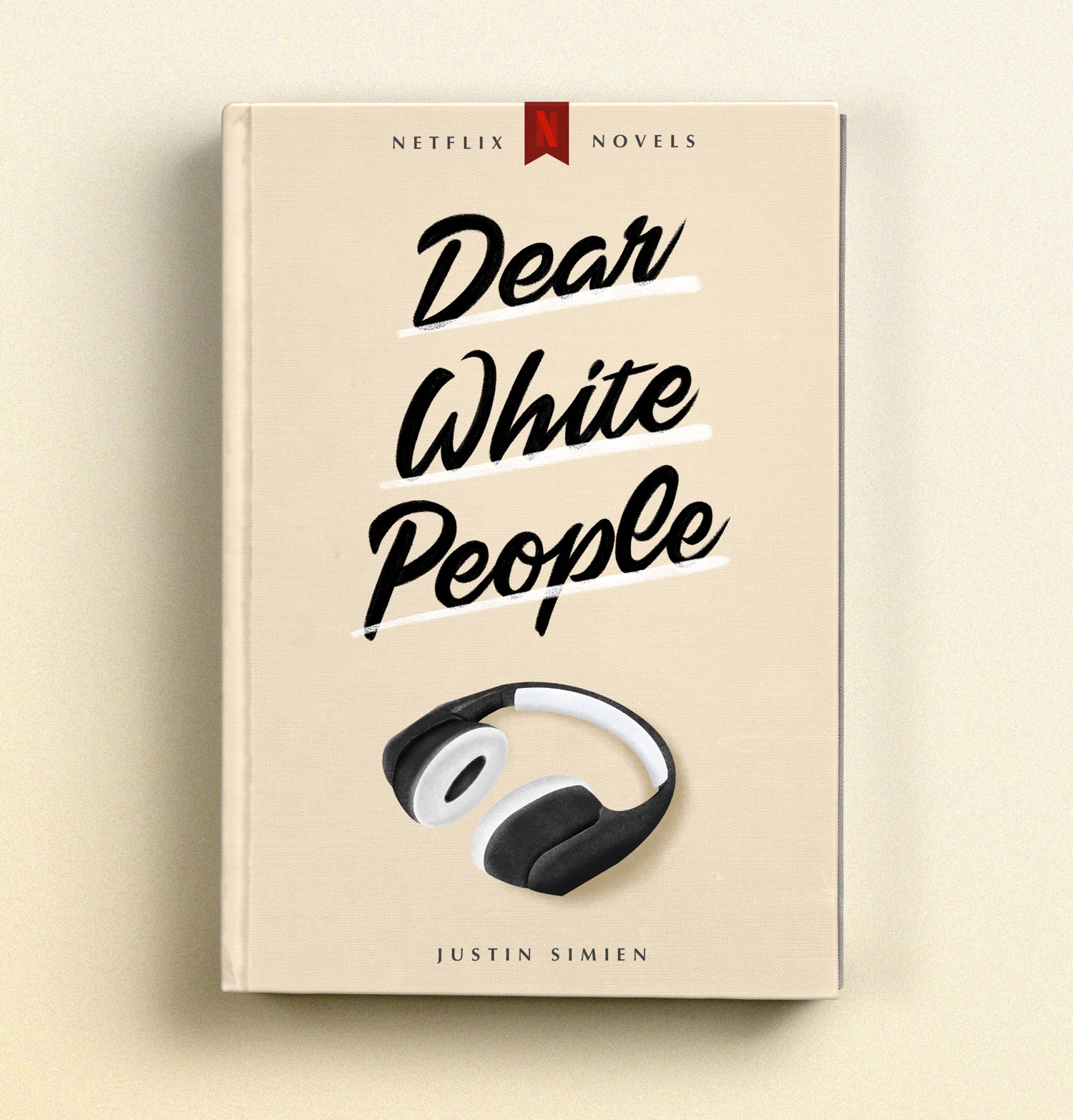 Dear White People cover mockup