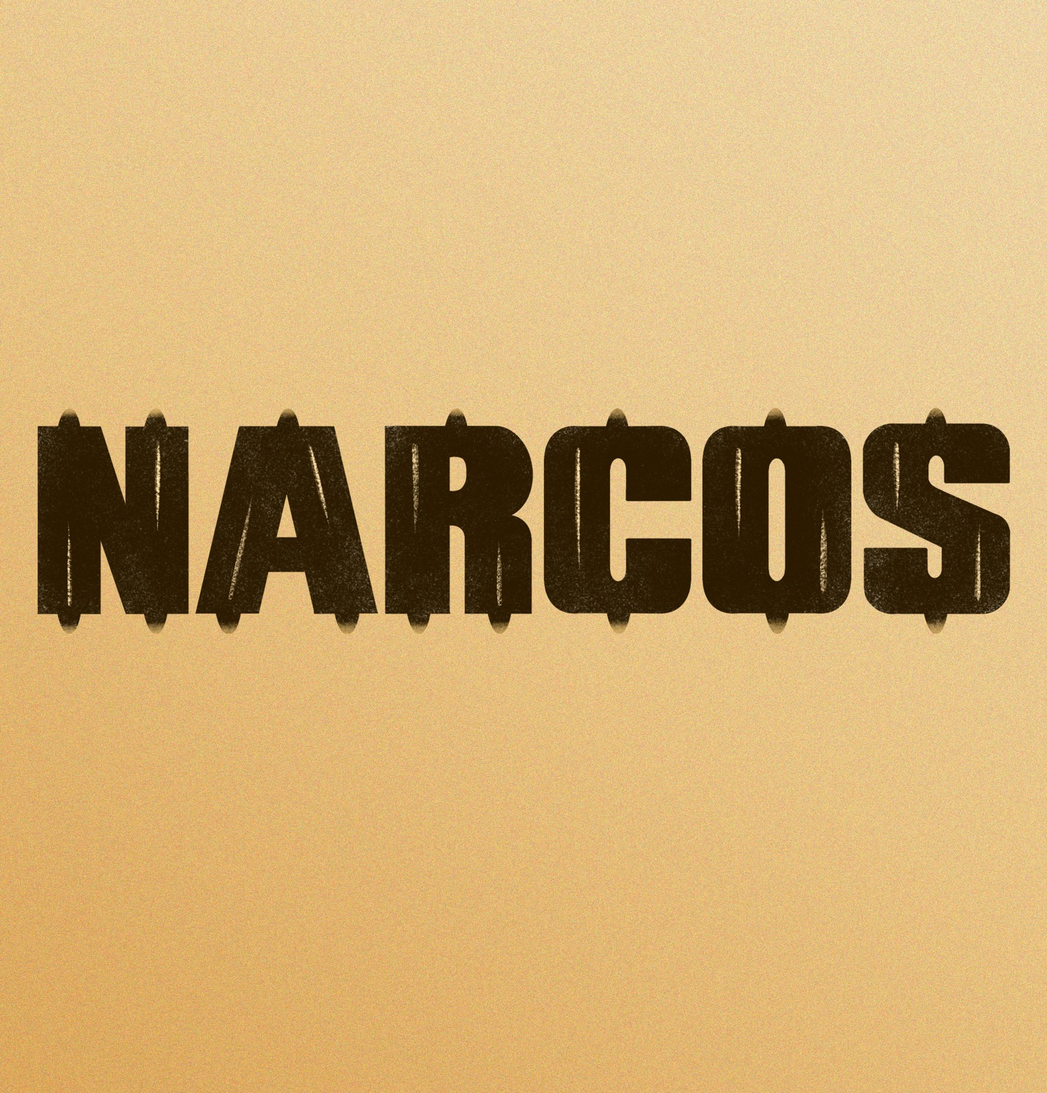 Narcos cover lettering