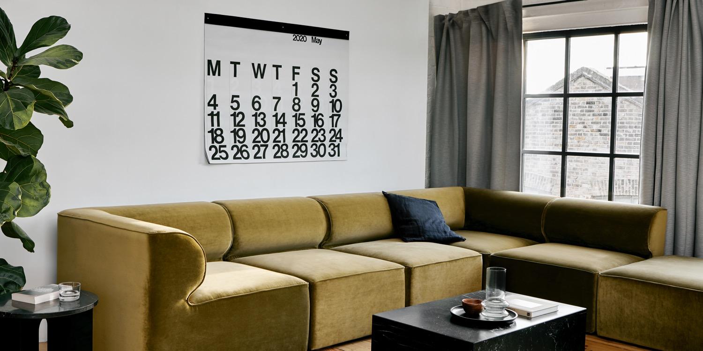 Stendig Sofa Corner White