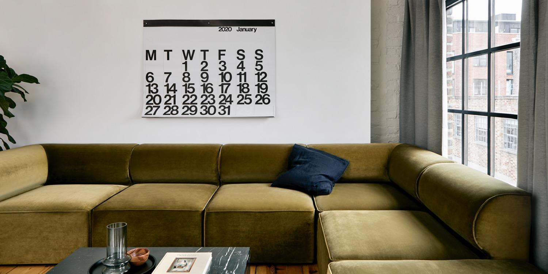 Stendig Sofa Front