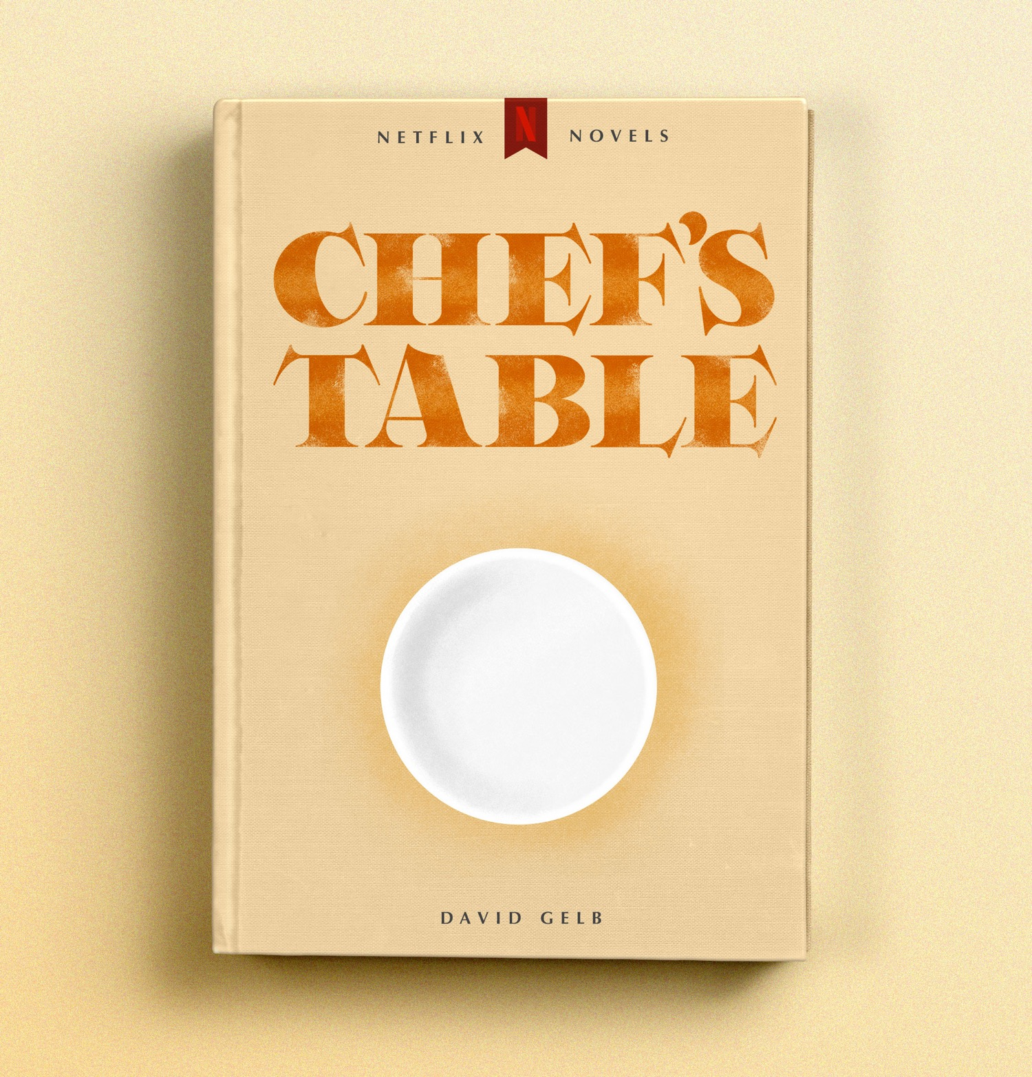 chefs table cover mockup