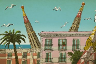 pintor barcelona kalandraka 3