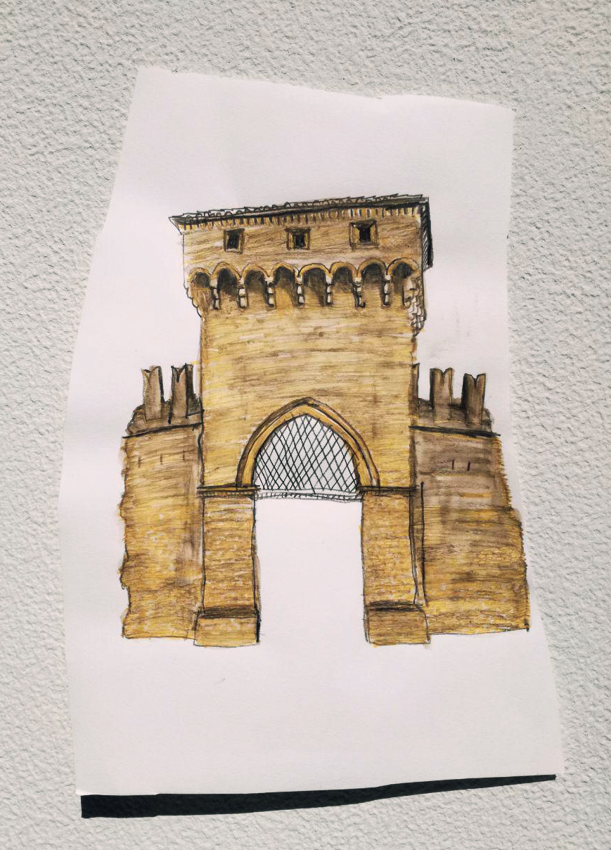 porte di bologna francesco del re 5 san felice or