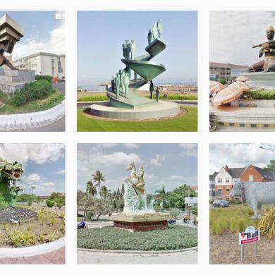 roundabout sculpture 4