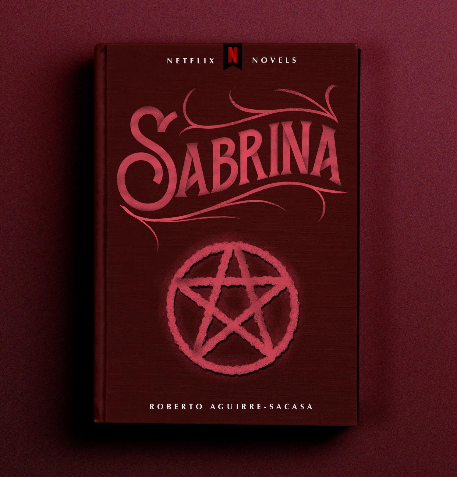 sabrina cover mockup