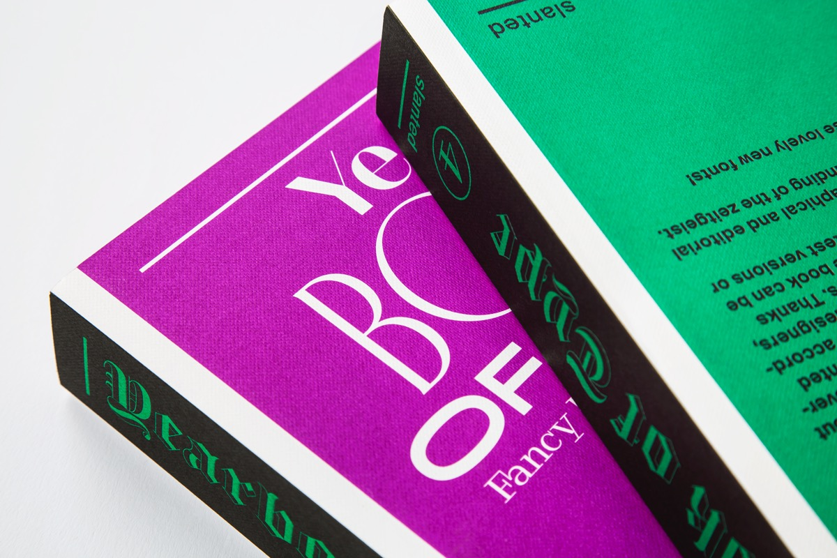 yearbook of type slanted 2