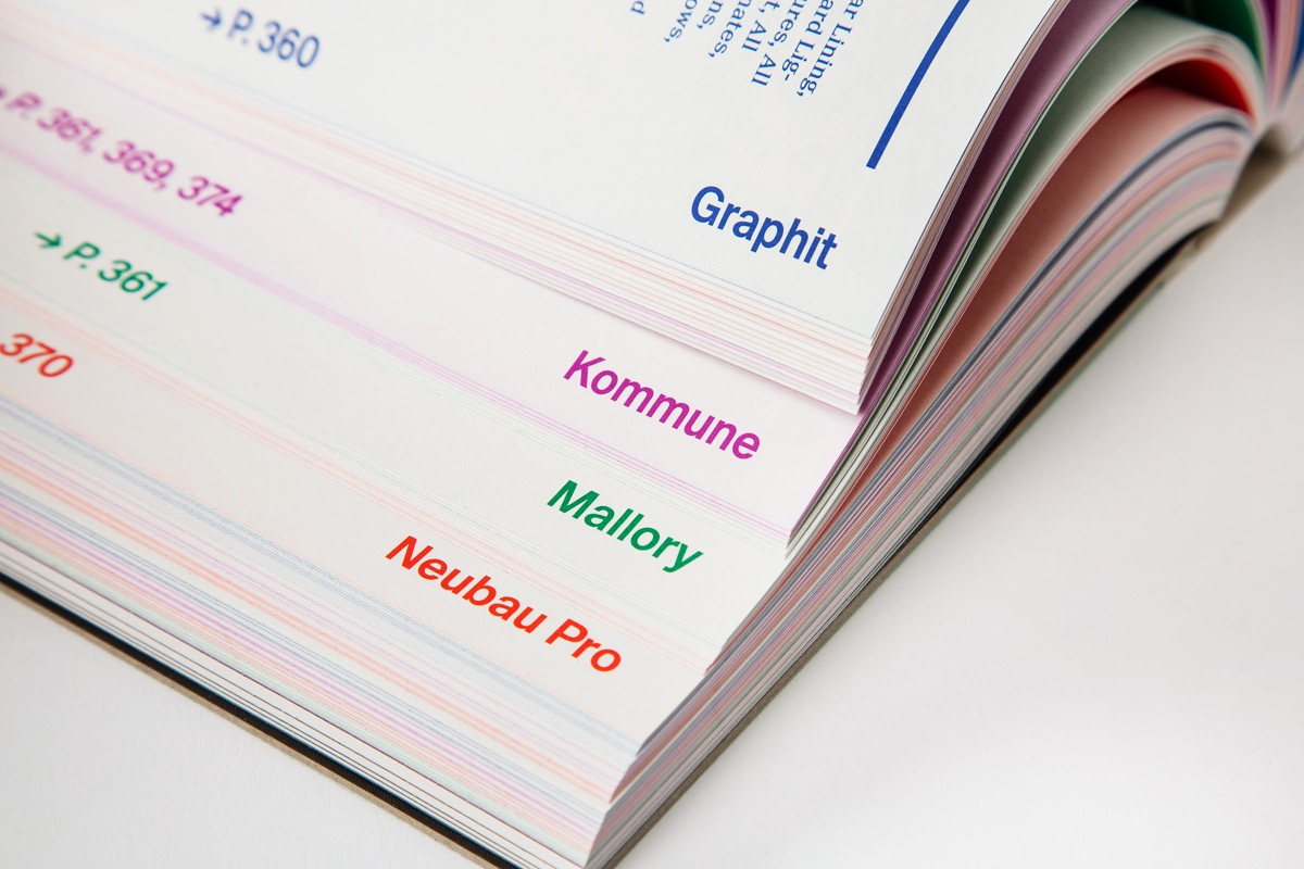 yearbook of type slanted 4