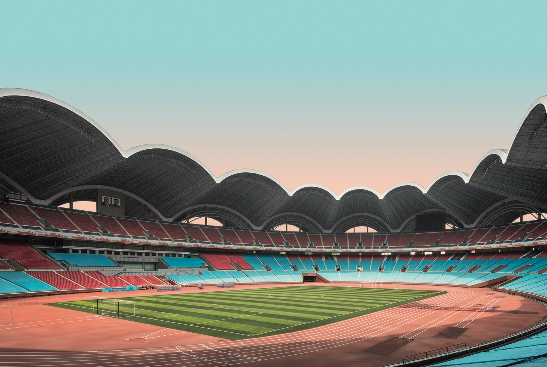 Model City Pyongyang 145 May Day Stadium Rungra Island