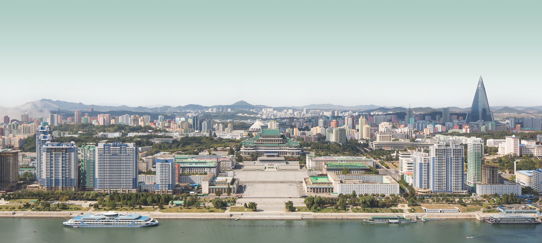 Model City Pyongyang 24 25 Kim Il Sung Square