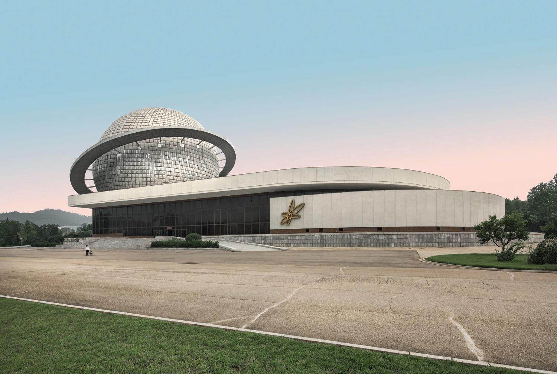 Model City Pyongyang 60 Electronics Industry Hall