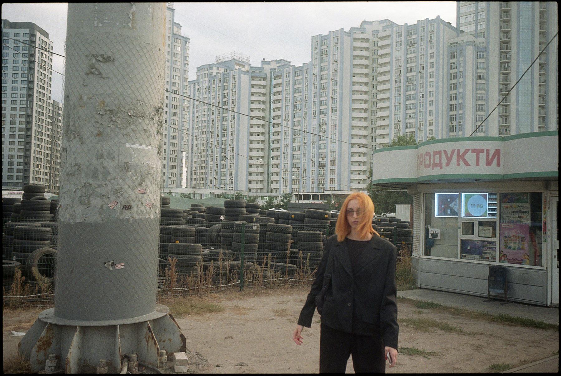 Sasha Zemliakov fashion